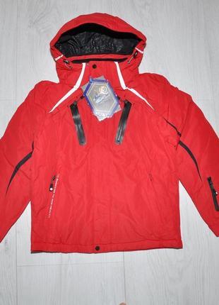 Лыжная темо куртка pledge 11-12 лет 146-152 рост