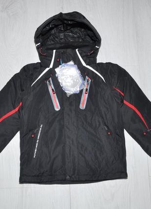 Лыжная темо куртка pledge 7/8 -лет 128-134 рост италия