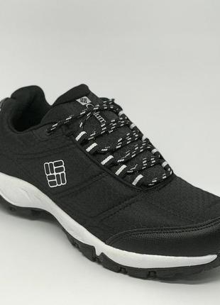 Кроссовки мужские термо vibram 108-1 черные