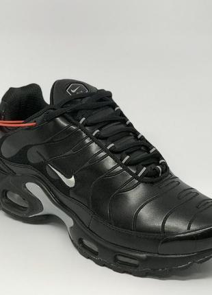 Кроссовки мужские air max tn dt-68-3 черные