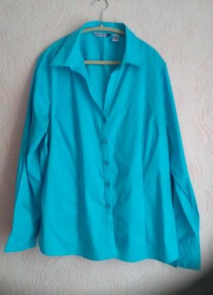 Яркая красивая рубашка willowbay для пышной красы