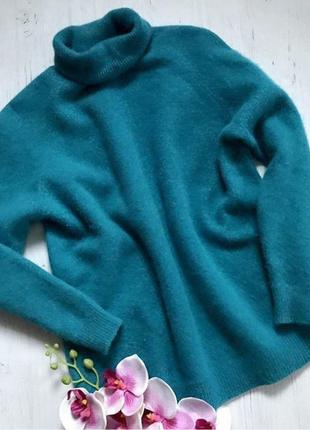 Ангоровый свитер
