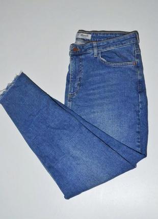 Стильні джинси плотний денім