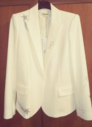 Великолепный пиджак из новой коллекции zadig&voltaire