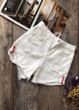 Шорты джинсовые р.м (маломирка xs+-)