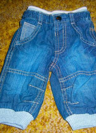 Детские джинсы, штаны на малыша от 2 до 3 лет george