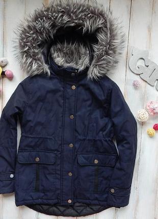 Matalan стильная зимняя куртка на девочку  10 лет