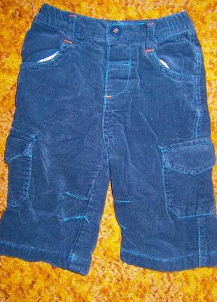 Детские джинсы на мальчика 3-6 месяцев early days