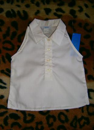 Новая!детская рубашка для девочки iana