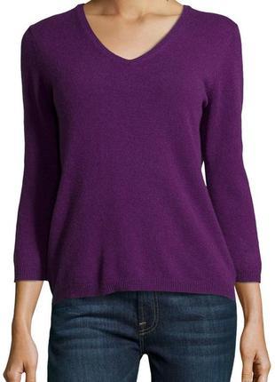 Кашемировый 100% свитер джемпер кофта