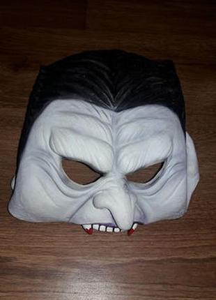 "Карнавальная маска ""вампир"" на хелоуин hellowin"