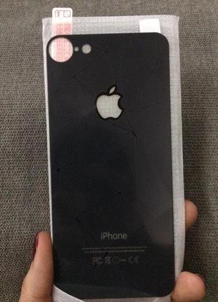 Захисне скло для iphone 6/6s (переднє та заднє)
