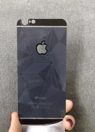 Захисне скло для iphone 7 (переднє та заднє)
