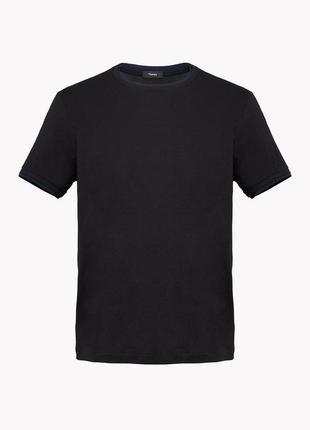 Супер двойная футболка theory {массовый брэнд helmut lang}