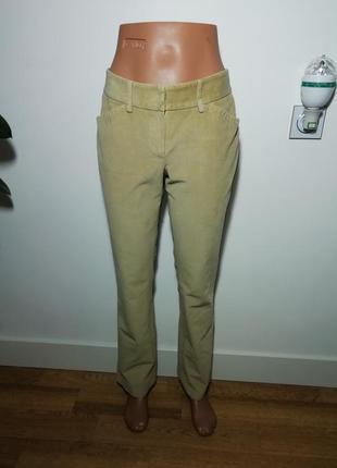 Вельветовые брюки massimo dutti в подарок блуза
