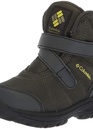 Зимние ботинки columbia omni-heat р. us9 и us11. оригинал