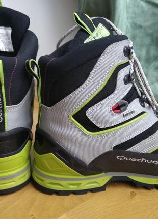 Ботинки трекинговые quechua bionassay горные