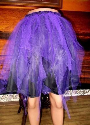 Юбка для маскарадного костюма волшебницы