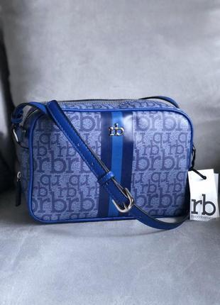 Новая стильная вместительная сумка roccobarocco (оригинал)