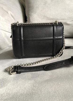 Новая стильная чёрная сумка от итальянского бренда roccobarocco (оригинал)3