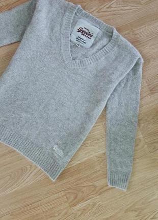 Ангоровий свитер1