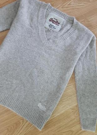 Ангоровий свитер2