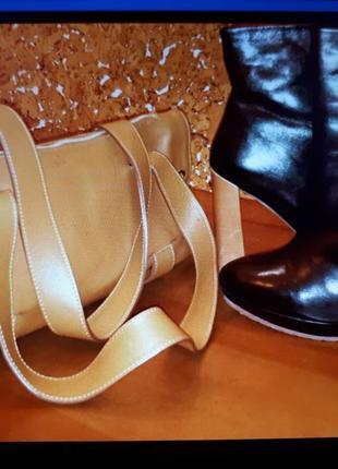 Ботильоны карло пазолини + сумка