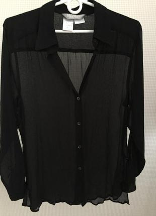 Шелковая блузка max mara