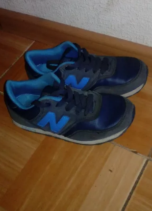 21.5 см оригинал new balance nb 620 33 р. детские кроссовки кросівки