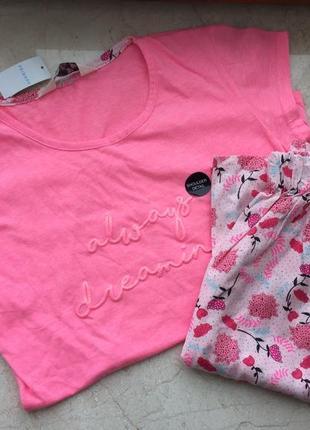 Primark пижама размер s