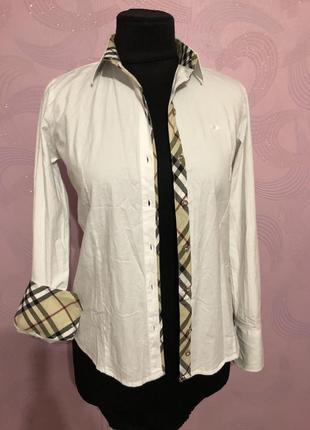 Классическая брендовая рубашка