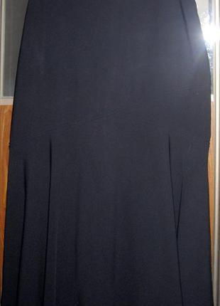 Элегантная юбка макси годе на подкладке пр-во турция