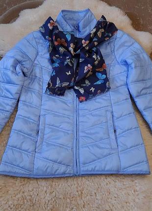 Женская легкая  куртка  blue motion