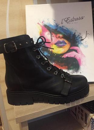 Ботинки италия лестроза, lestrosa