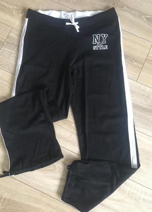Трикотажные спортивные штаны от janina