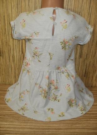 Платье next на 4-5 лет2