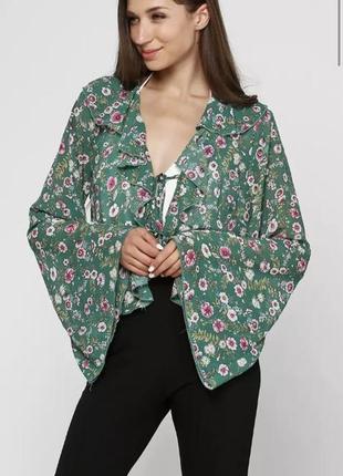 Блуза на запах от missguided