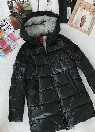 Зимний пуховик, тёплая куртка, куртка зима