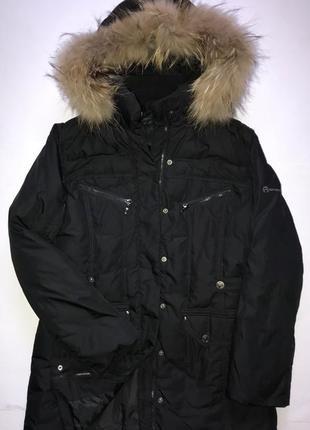 Куртка пуховая женская outventure р. 48