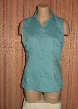 *распродажа*   легкая летняя блуза /рубашка с коротким рукавом