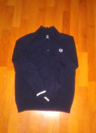 Кофта поло fred perry