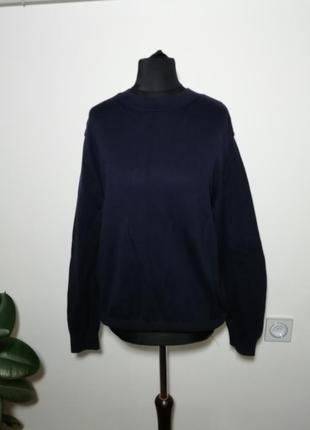 Хлопковый свитер cos1
