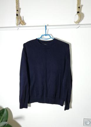 Хлопковый свитер cos3