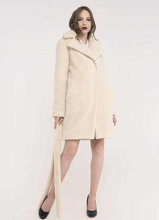 Пальто-шубка зимнее шерстяное millennium 593