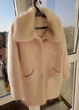 Пальто , для стильной девушки! качесво супер!