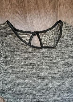 Короткое платье h&m4