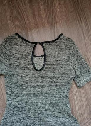 Короткое платье h&m5