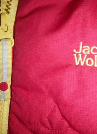 Комбинезон jack wolfskin р.80см зимний5 фото