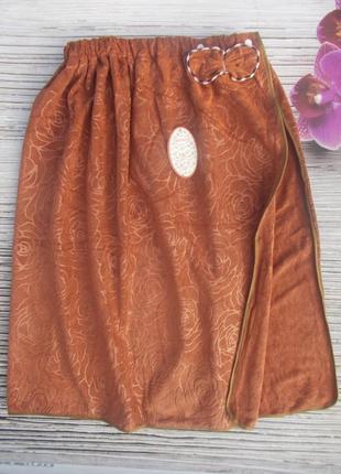 Полотенце -халат