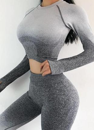 Комплект для спорта фитнеса йоги